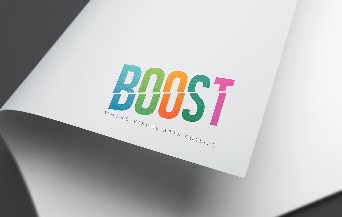 BOOST Belize Logo design portfolio item