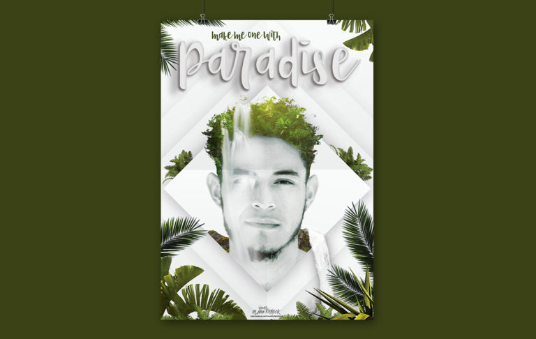 One With Paradise – Poster