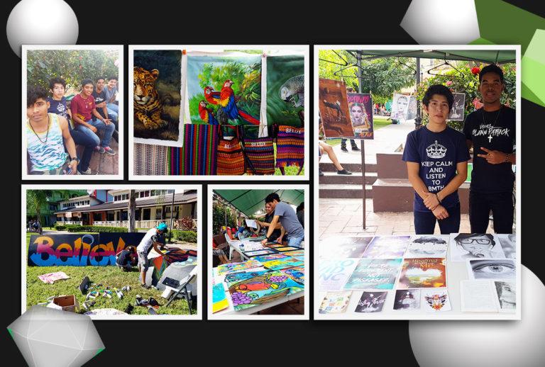 Cayo Art Fest 2016 in San Ignacio, Cayo
