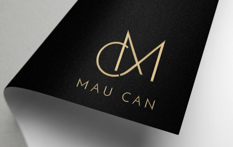 Mau Can Logo & Branding