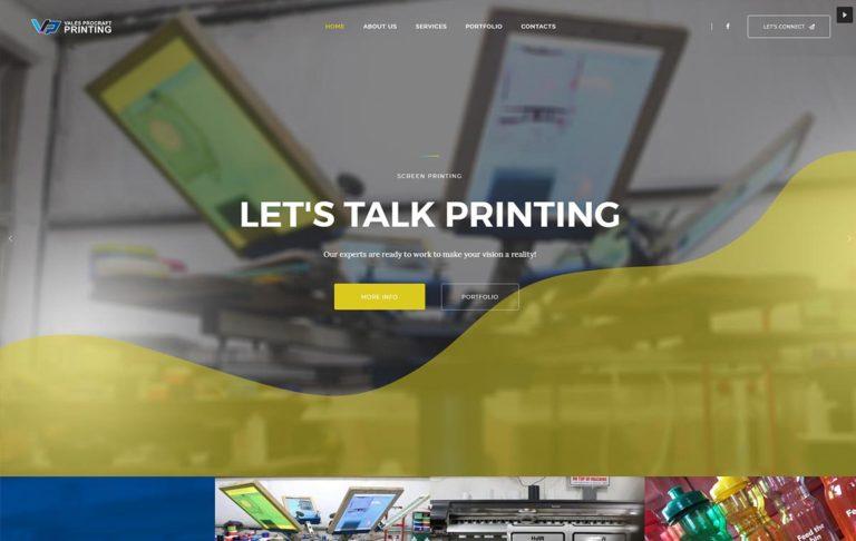 Vales Procraft Printing