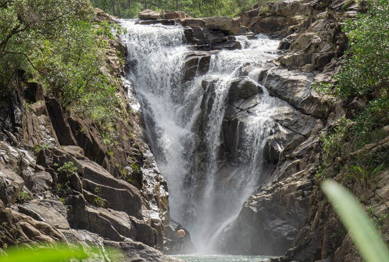 Big Rock Falls - Free Belize Photo